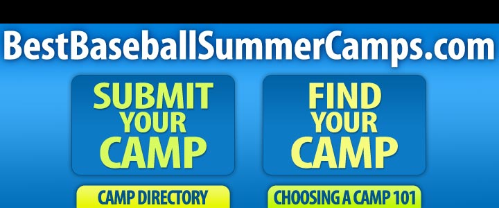The Best  Baseball Summer Camps | Summer 2021 Directory of  Summer Baseball Camps